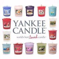 Yankee Candle Votive Sampler Assorted Fragrances FREE POSTAGE BUY 5 GET 6th FREE