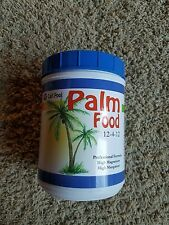 Carl Pool Palm Food 12-4-12 4 Lbs Palm tree fertilizer Combined Shipping!
