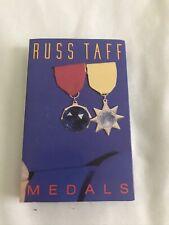 Russ Taff-Medals-cassette tape-CCM
