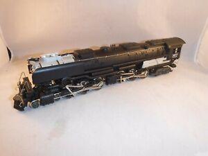 AHM/Rivarossi HO Scale Union Pacific UP 4-6-6-4 Challenger Black #3977