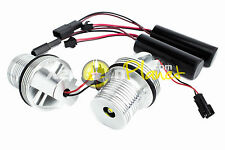 BMW 20W CREE LED Angel Eyes Upgrade Light Bulbs for Halo Rings Xenon White