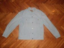 Vintage Levis trucker Western jeans Jacket super thin light Shirt France made L