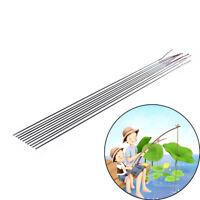 Punta de caña de pescar repuesto de pescar Caña de carbono sólida y hueca