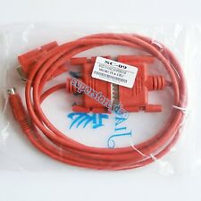 SC09 SC-09 for Mitsubishi PLC MELSEC FX&A Series Programming Cable Red