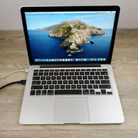 Grade A Apple MacBook Pro Retina 13'' 256GB SSD 8GB RAM i5 2.7GHz 2015 MF839LL/A