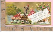 PROVIDENCE FURNITURE CO BOAT BOY GIRL DUCK YANKEE NOTION PRINTING CO 0762