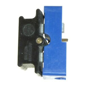 Wylex 15 Amp HRC Cartridge Fuse Carrier Holder And Blue Base For Consumer Unit