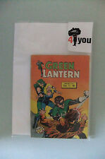 6.0 FN FINE GREEN LATERN   # 78  FRENCH EURO VARIANT POCKET BOOK OWP YOP 1979