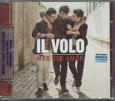 IL VOLO MAS QUE AMOR SEALED CD NEW 2013
