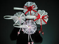 Magnetic Dolls Pram -Corsage-Decoration in Various Colours