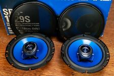 Alpine SPS-1729s 165mm Co-Axial Speakers