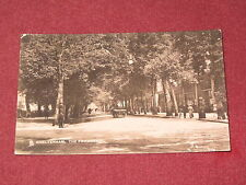 Postcard of Cheltenham - The Promenade - Used and postmarked 7th April 1907