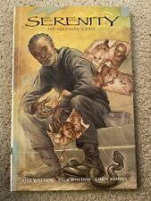 Serenity Ser.: The Shepherd's Tale by Zack Whedon (2010, Hardcover)