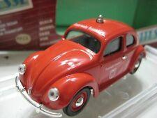 Vitesse (Portugal) Red Volkswagen (Feurwehr Frankfurt) 1949 Diecast 1:43 NIB