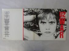 U2 War Island Records 25S-156 Japan   LP