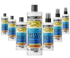 Naturix Alcohol Free Witch Hazel Astringent Herbal Cure Face/ Skin Care Toner