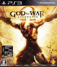 God of War: Ascension (Sony PlayStation 3, 2013) - Japanese Version