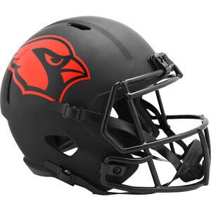 Arizona Cardinals Full Size Eclipse Speed Replica Helmet New In Box 26132