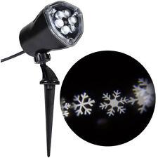 Projector snowflake christmas lights ebay outdoor aloadofball Gallery