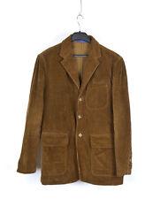 J Keydge Corduroy Men Jacket Blazer Size EU46 UK36