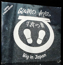 GUANO APES - BIG IN JAPAN 2000 Digipak 5 Songs limited edition Maxi EP CD