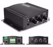 Amplificatore stereo bass booster per la casa auto moto