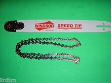 "JONSERED 20"" BAR & CHAIN COMBO, 3/8"", .050"" 70DL, 77,81, 910,920,930,70E,820,NEW"