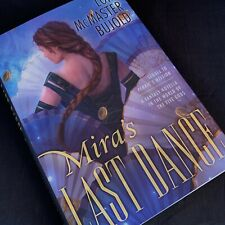 Mira's Last Dance - Lois McMaster Bujold - First 1st Hardback HB Edition - NEW