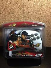 Capcom Street Fighter IV v Ryu FightPad Controller (Playstation 3, PS3)