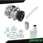 New A/C Compressor Kit for Kia Rio 1.6L JP2142KT See Fitment Notes