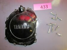 1988-1989 Yamaha FZR 400 S Motorcycle Engine Crankcase Clutch Cover FZR400S