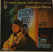 """Corry Brokken-Bonjour, paris-il ressemblait à un lord single 7"""" (j154)"""