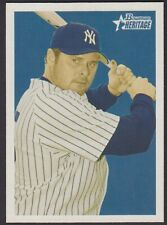 2006 Bowman Heritage #256 Jason Giambi New York Yankees