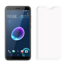 2 x HTC Desire 12 Screen Protectors For Mobile Phone - Glossy Cover
