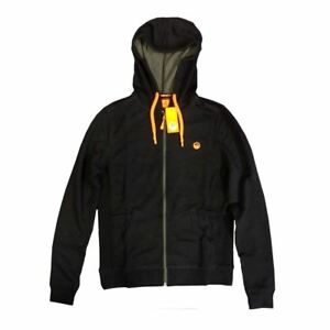 Guru Black Zip Hoodie / Clothing / Fishing
