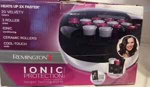 Remington Ionic Protection Hot Rollers Model H-5600 New