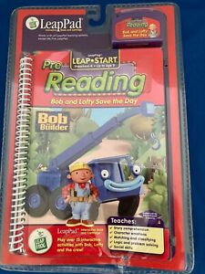 Leap Frog Leap Start, Pre-Reading Thomas The Train Engine Book & Cartridge, New