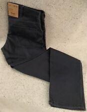 WRANGLER Jeans LARSTON Grey Tie SLIM Stretch Tg.W34/L32
