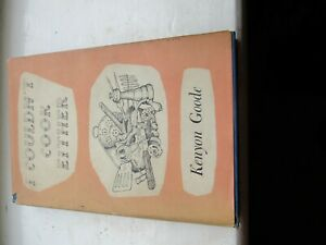 VINTAGE COOK BOOK - I COULDN'T COOK EITHER BY KENYON GOODE – 1958