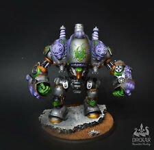 Mecha Hulk Stormwall / Hurricane Cygnar Colossal ** COMMISSION ** pro painting