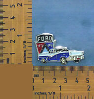 Ford Mainline Ute  Metal Lapel Pin, Badge
