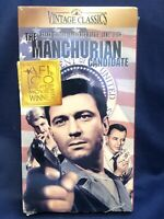 The Manchurian Candidate VHS