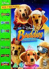 SUPER BUDDIES 7 MOVIE BOX SET DVD (AIR / SNOW / SPACE / SANT - DVD - REGION 2 UK