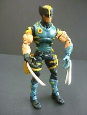 "Marvel Legends Stealth Wolverine X-Men 6"" Action Figure ToyBiz 2005"