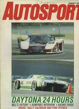 Autosport Feb 6th 1986 *Formula Ford 1600 & 2000 Review