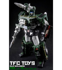 Transformers TFC toy Old Soldiers OS-02 Detective Hound Special price offer