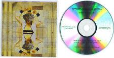 Apparatjik presents Lowell - Shake Him Off CD Single Promo A-ha Magne F Coldplay