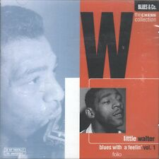The Chess Collection: Blues with a Feelin', Vol. 1 by Little Walter (CD, 1997)