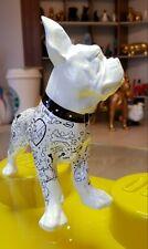 DOG LOVER French bulldog cartoon pop art sculpture - limited edition 3/10.