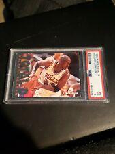 1995 Fleer 'Total D' - Michael Jordan Chicago Bulls PSA Vintage